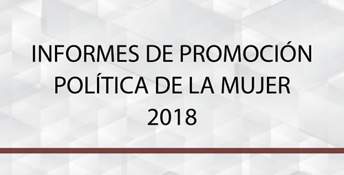 Informe Anual Mujeres 2018
